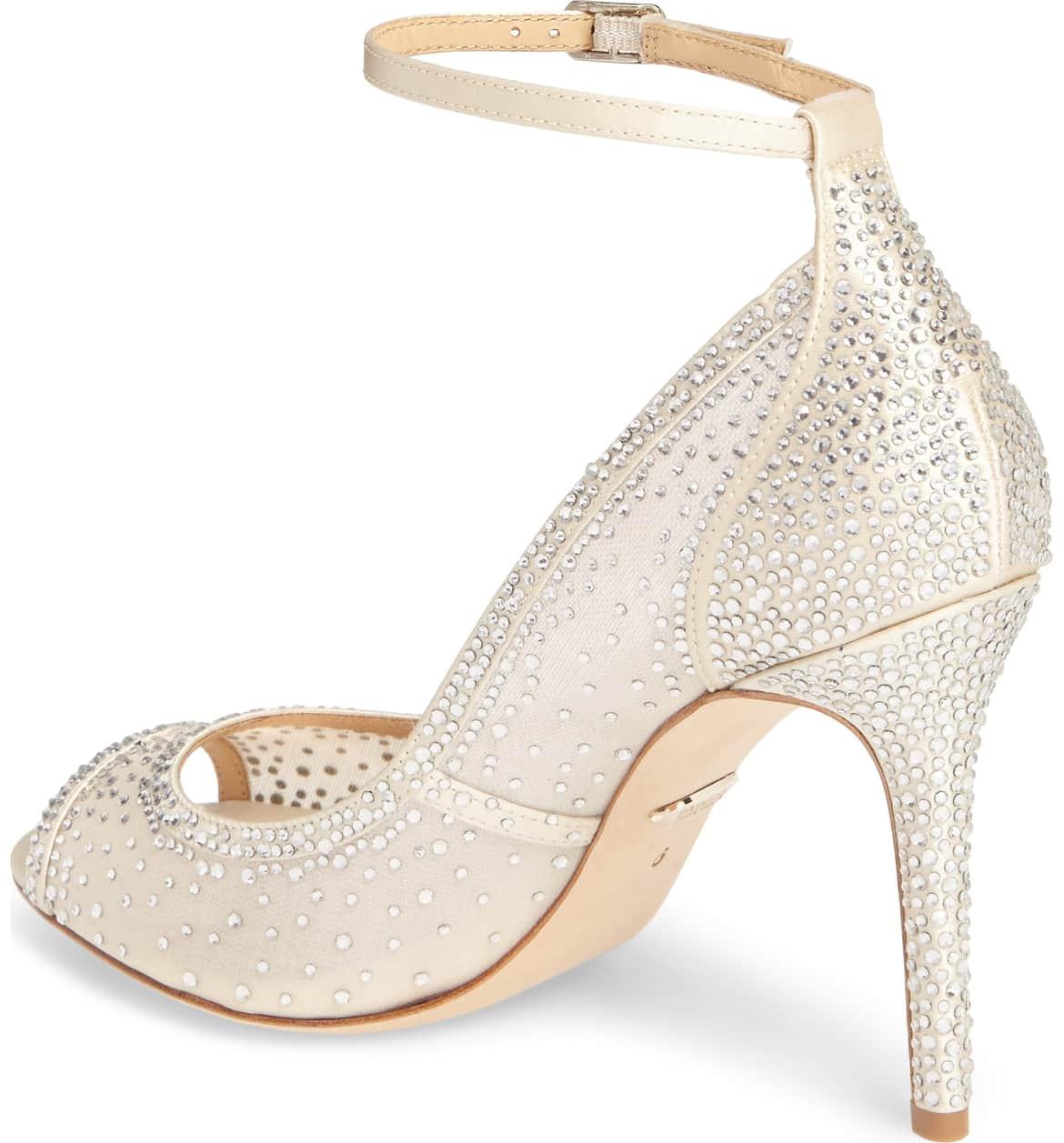 f0aa3697f0a0b BADGLEY MISCHKA Weylin Ankle Strap Heel – CUTE SHOE SHOP
