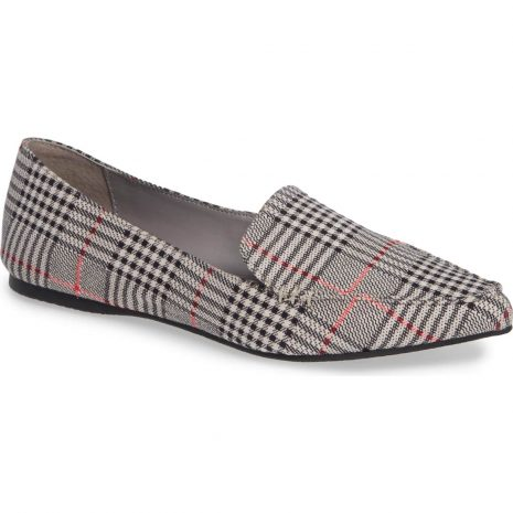 Feather Loafer Flat by Steve Madden