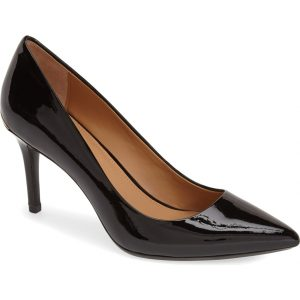 'Gayle' Pointy Toe Pump by Calvin Klein