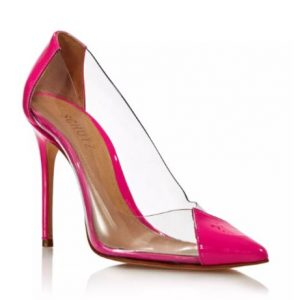 SCHUTZ Cendi Patent Leather High-Heel Pumps