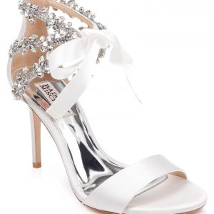Badgley Mischka Felicia Embellished Sandal BADGLEY MISCHKA COLLECTION