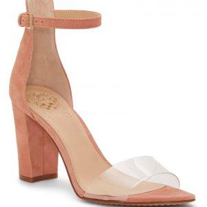 Corlina Ankle Strap Sandal VINCE CAMUTO