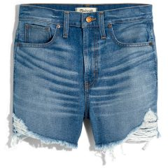 The Perfect Vintage Denim Shorts MADEWELL