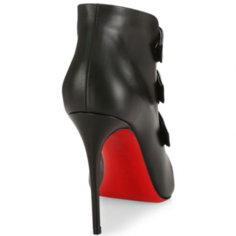Christian Louboutin Trini Leather Ankle Boots3