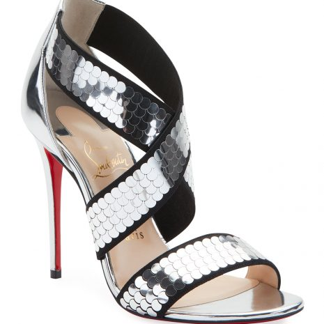 Christian Louboutin Xili Disco Ball1