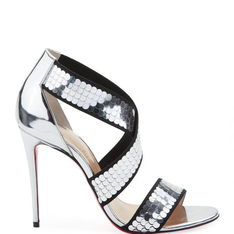 Christian Louboutin Xili Disco Ball2